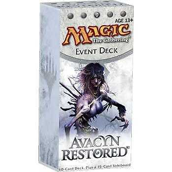 MTG AVACYN RESTORED * Event Deck - Death's Encroach