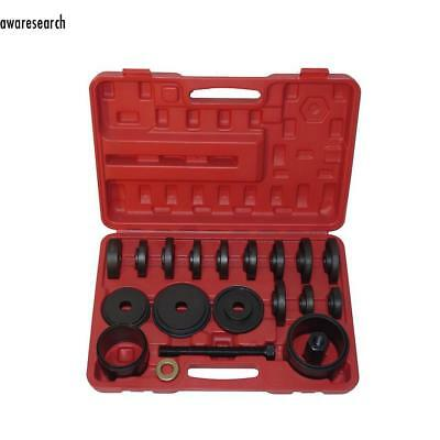 23pcs FWD Front Wheel Drive Bearing Removal Adapter Puller Pulley Tool Kit ARH