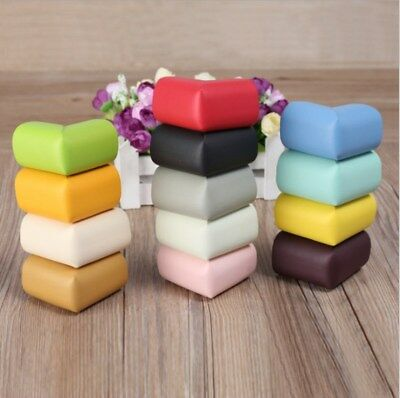 4Pcs Baby Toddler Safety Corner Edge Cushion Guard Desk Table Cover Protector