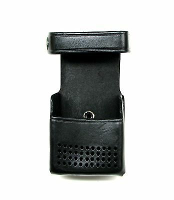 Police Radio Leather Universal Holder