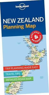 New Zealand Planning Map (Travel Guide)