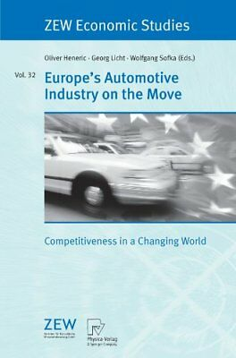 Europe's Automotive Industry on the Move: Competitiveness in a Changing World, V