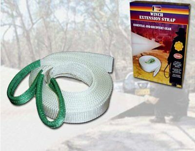 Bushranger Winch Extension Strap 10m - 63X01