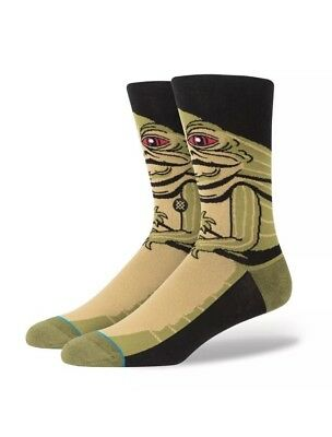 NWT Star Wars Collection Jabba The Hutt Socks Size Large