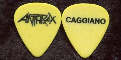ANTHRAX 2012 Worship Tour Guitar Pick!!! ROB CAGGIANO custom concert stage Pick