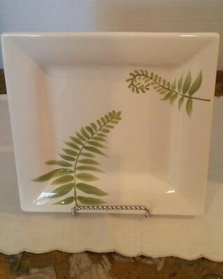 Pottery Barn China FERN Salad Plate