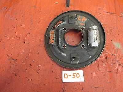 Austin Healey Sprite, MG Midget, Original Early Left Rear Brake Backing Plate, !