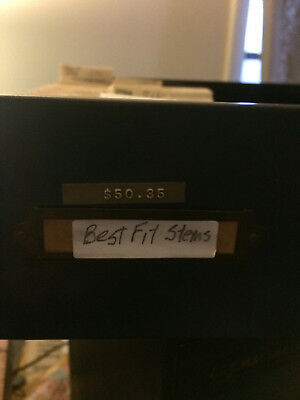 NOS BestFit System Stems for Swiss Watches Price for one stem Select a Style(B)