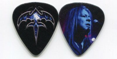 MIKE STONE custom concert stage Pick #3 QUEENSRYCHE 2007 Tour Guitar Pick!!
