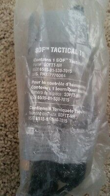 Brand New SOF Tactical Medical Solutions Tourniquet, USMC Issued With NSN