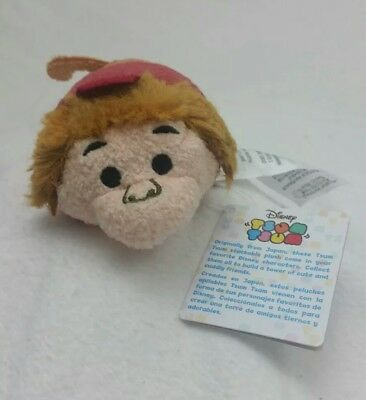 "Disney Tsum Tsum Abu Aladdin Mini Plush 3.5"" x 2"" New with Tags"