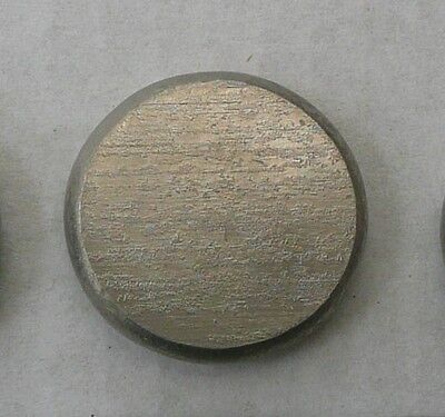 Nickel disks, 99.98% pure element sample, collectors etc.