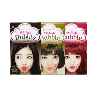 [ETUDE HOUSE] Hot Style Bubble Hair Coloring - 1pack