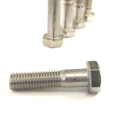 "UNC 3/4"" Hex Bolt and Hexagon Set Screw (8.8), Zinc Plated Imperial Bolts"