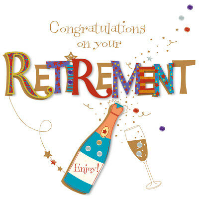 On your retirement greeting card best wishes enjoy yourself old congratulations on your retirement greeting card by talking pictures cards m4hsunfo