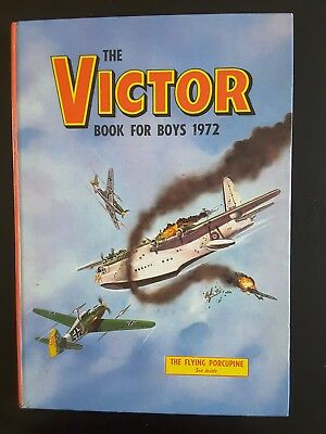Victor book for boys 1972