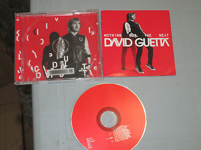 David Guetta - Nothing but the Beat (Cd, Compact Disc) complete Tested