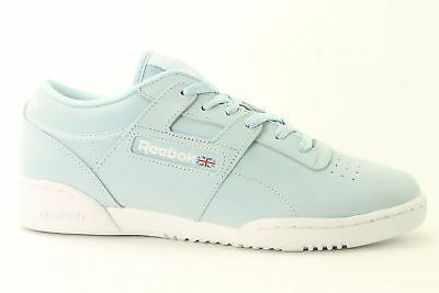 f7dc1100a57bc9 Reebok Workout Lo Clean DL BS9349 Mens Trainers~Classic~UK 6 to 12 Only