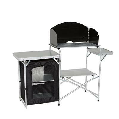 New Eurohike Basecamp Camping Kitchen Stand DLX