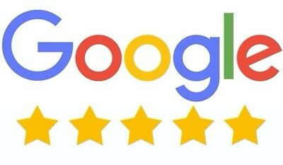 Google Review 5 Star for your business from a REAL person in the USA