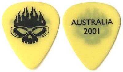 The Offspring Noodles authentic 2001 Australian tour real stage band Guitar Pick