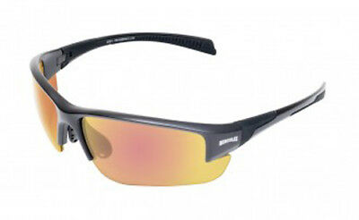 Global Vision Hercules® 7 24 G-Tech™ Red Anti-Fog Safety Glasses, Motorcycle