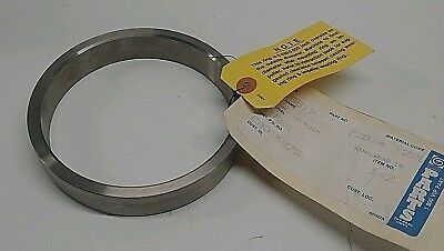 New Old Stock! Goulds 3X4-11H Stainless Steele Wear Ring 72074-1226
