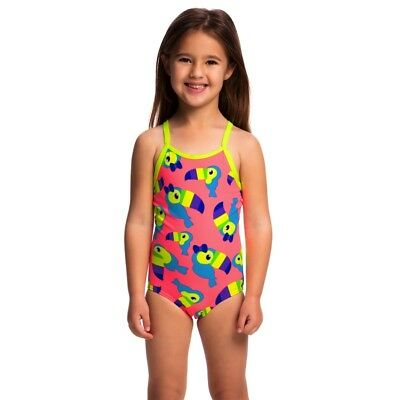 Funkita You Can Too Toddler Girls Printed One Piece , Toddler Girls One Piece Sw