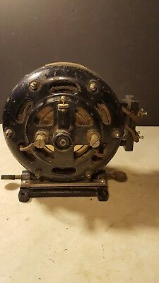 Antique Englehardt Holtzer Cabot Nickelodeon Motor 1120 RPM Patent 1907 Project
