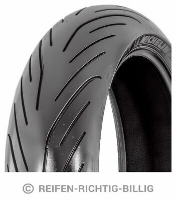 MICHELIN Motorradreifen 190/55 ZR17 (75W) Pilot Power 3 Rear M/C