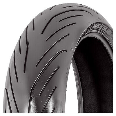 MICHELIN Motorradreifen 180/55 ZR17 (73W) Pilot Power 3 Rear M/C