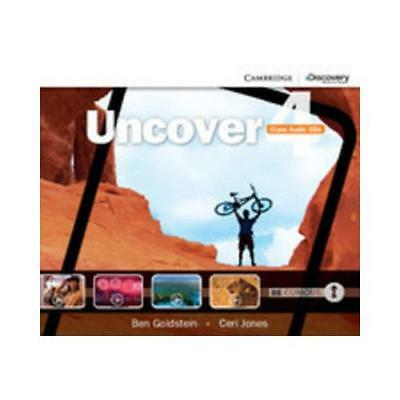 Uncover Level 4 Class Audio CDs (3) by Ben Goldstein, Ceri Jones