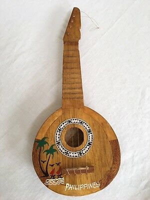 Coconut Shell Guitar Philippines