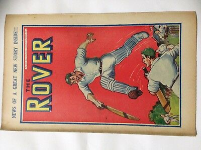 DC Thompson. THE ROVER Wartime Comic. May 10th 1941 Issue 995 *FREE UK POSTAGE*