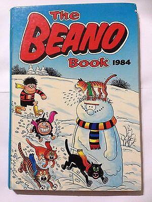 THE BEANO BOOK 1984 Annual Good Condition **Free UK Postage**