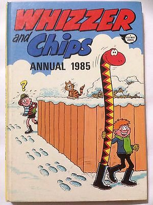 THE WHIZZER & CHIPS. 1985 Annual Good Condition **Free UK Postage**