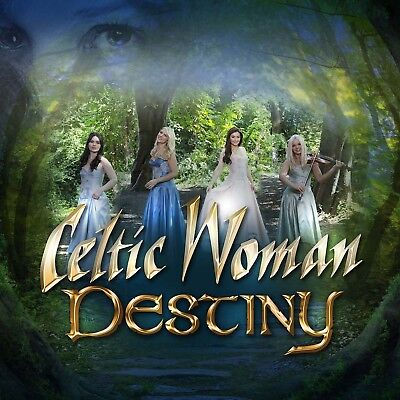 Celtic Woman/oonagh - Destiny  Cd New+ Traditional/various