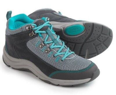 NEW - Vionic w Orthaheel Womens Weather Resistant Cypress Trail Shoe Hiking Boot
