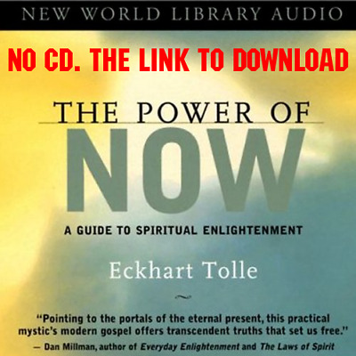 The Power of Now by Eckhart Tolle [AUDIOBOOK]