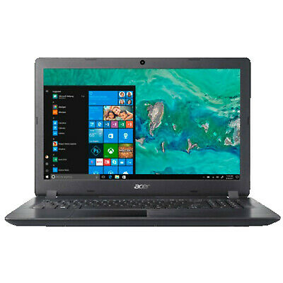 ACER Aspire 3 (A315-51-39US), Notebook mit 15.6 Zoll Display, Core™ i3 Prozessor
