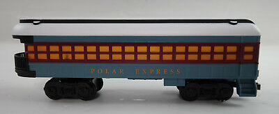 Lionel ~ The Polar Express Ready-to-Play Observation Car - READ DES- FREE SHIP!