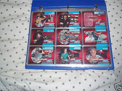 270 x STAR TREK TRADING COLLECTORS CARDS WHOLESALE LOT BUY