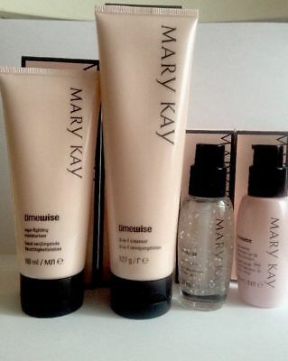 Mary Kay Timewise Miracle Set DayNight Solution,Cleans,Moistur,Comb/Oily 2019/20