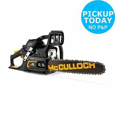 McCulloch CS35S Petrol Chainsaw From the Official Argos Shop on ebay
