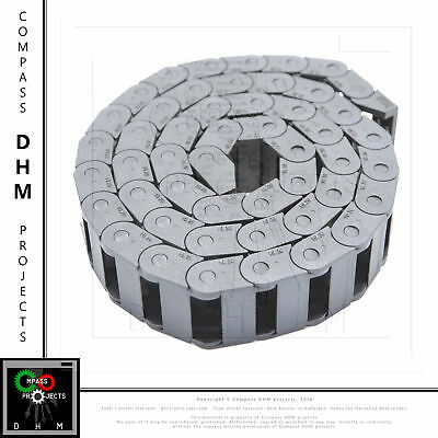 Energy chain Length 1 m - Internal dimensions 10x20 mm 3d printing cable CNC