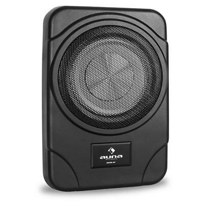auto bassrolle 500w car hifi aktiv subwoofer bass 20cm 8. Black Bedroom Furniture Sets. Home Design Ideas