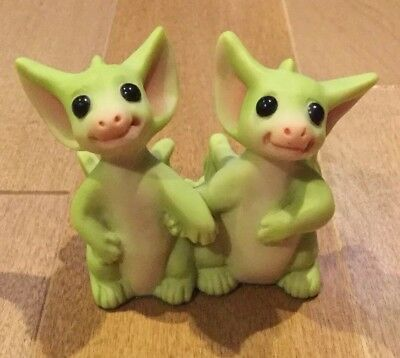 Best Friends - Whimsical Wold of Pocket Dragons