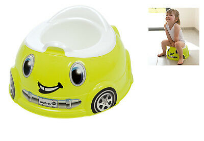 Baby Kids Potty Pot Toilet Seat Trainer Training Safety 1st Fast and Finished