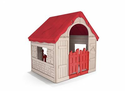 Keter Foldable Playhouse  RRP- $299 (Free Delivery)