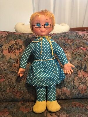 Mrs Beasley By Mattel 1967 Restored To Talk And Cleaned